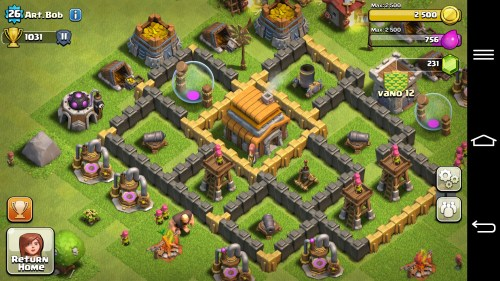 Clash of Clans Game Android Free Download