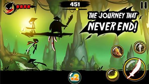 Stickman Revenge 3 Game Android Free Download