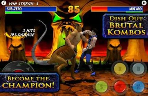 Ultimate Mortal Kombat 3 Game Ios Free Download