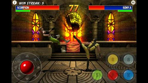 Ultimate Mortal Kombat 3 Ipa Game Ios Free Download - Null48