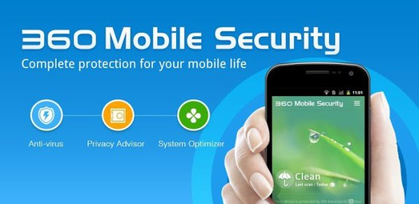 360 Security Antivirus Boost App Android Free Download