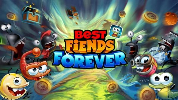 Best Fiends Forever App Android Free Download
