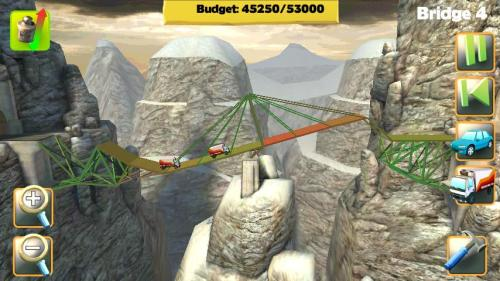 Bridge Constructor Game Android Free Download