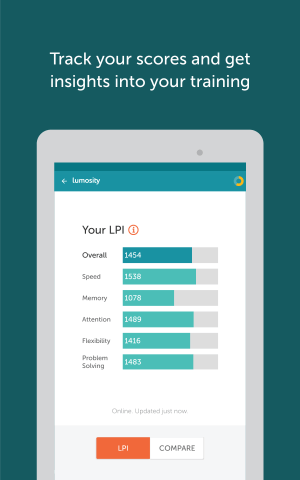 Lumosity App Android Free Download