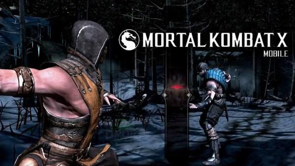 MORTAL KOMBAT X Game Android Free Download