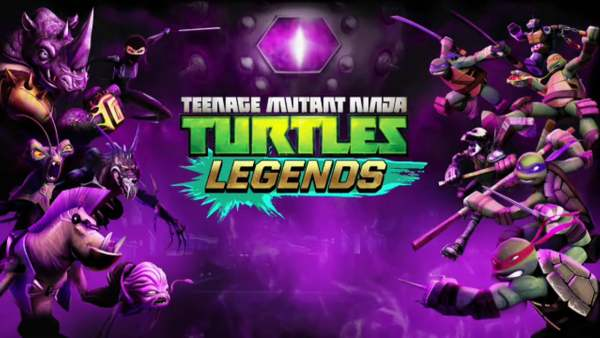 Ninja Turtles Legends Game Android Free Download