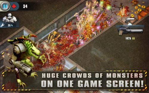 Alien Shooter Free Game Android Free Download