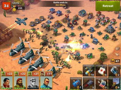 Army Of Heroes Game Android Free Downlaod