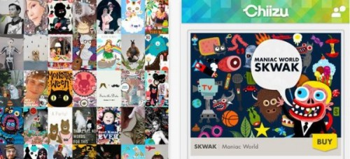 Chiizu Photo Decoration With Artists App Ios Free Download