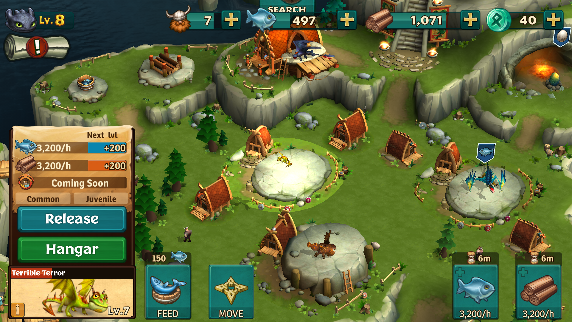 Dragons Rise Of Berk Game Android Free Download