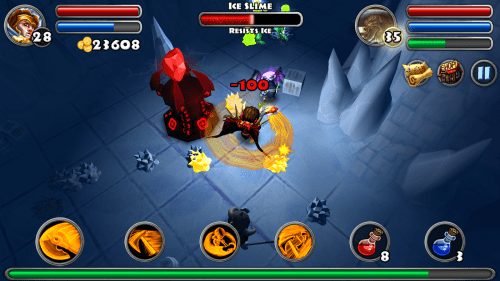Dungeon Quest game Android Free Download