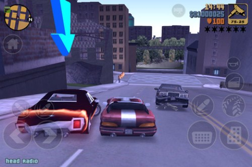 Grand Theft Auto III Game Android Free Download
