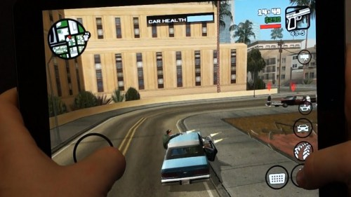 Grand Theft Auto San Andreas Game Android Free Download