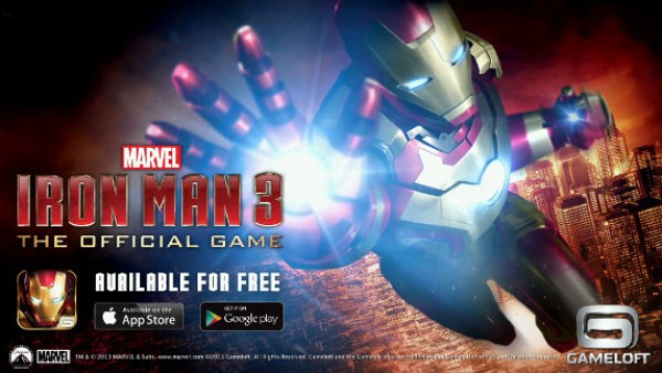 Iron Man 3 Game Android Free Download