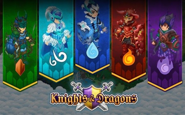 Knights Dragons Action RPG Game Android Free Download