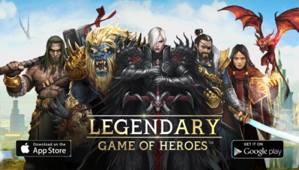 Legendary Game Of Heroes Game Android Free Download