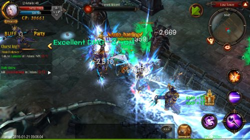 MU Origin Game Android Free Download