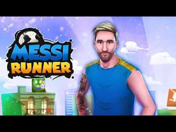 Messi Runner Game Android Free Download