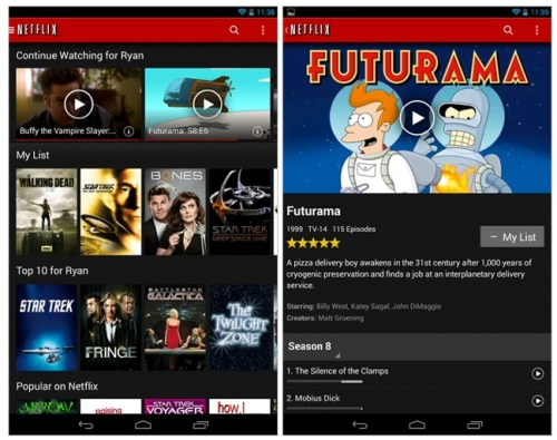 Netflix App Android Free Download