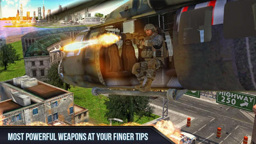 Air Shooter 3D Game Android Free Download