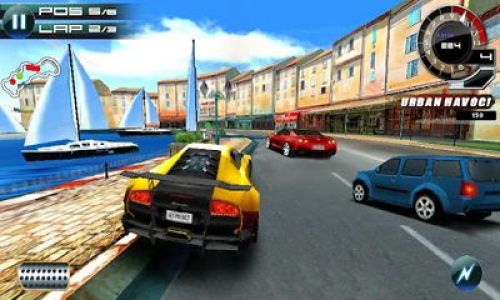 Asphalt 5 Game Android Free Download