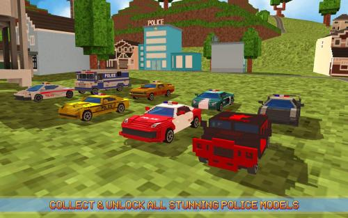 Block City Police Patrol Game Android Free Download