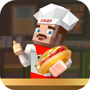 Burger Chef Cooking Sim 2 Game Android Free Download