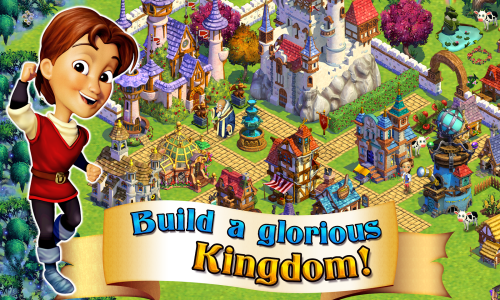 Castle Story Winter Game Android Free Download