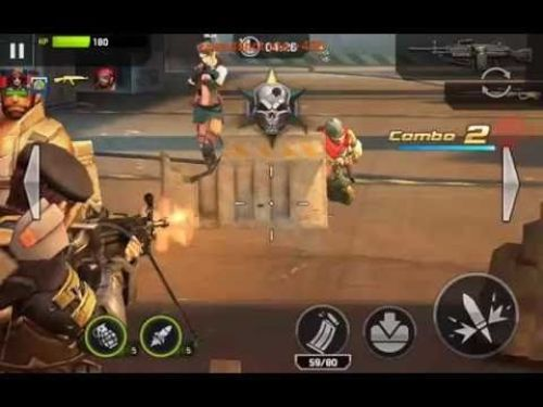 Cover Fire Game Android Free Download