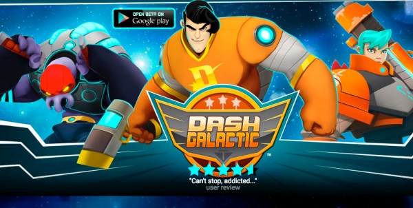 Dash Galactic Game Android Free Download