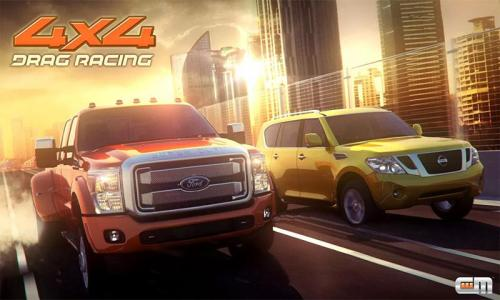 Drag Racing 4x4 Game Android Free Download