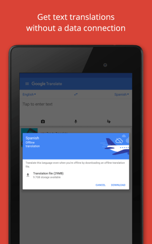 Google Translate App Android Free Download