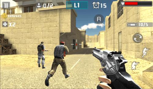 Gun Shot Fire War Game Android Free Download