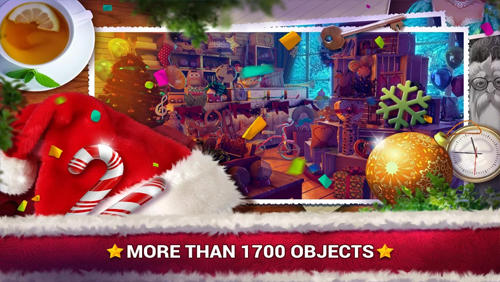 Hidden Objects Christmas Gifts Game Android Free Download
