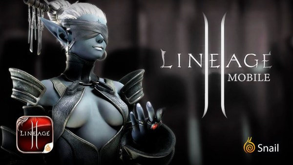 Lineage 2 Revolution (리니지2 레볼루션) Game Android Free Download