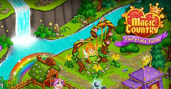 Magic Country Fairytale City Farm Game Android Free Download