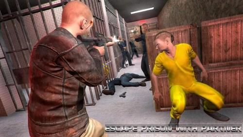 Miami Prison Escape Mission 3D Game Android Free Download