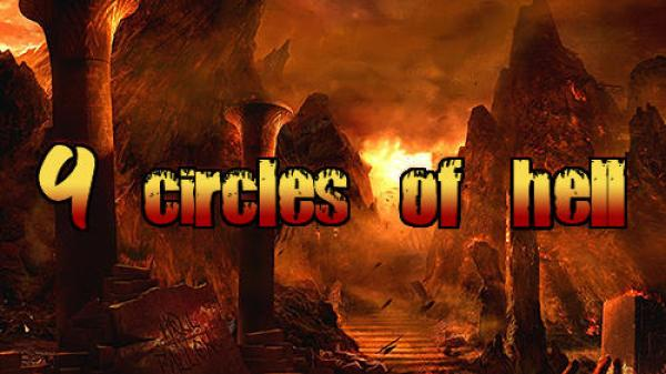 9 Circles Of Hell Game Android Free Download
