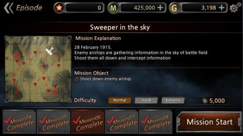 Air Battle world war Game Android Free Download