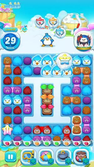 Air Penguin Puzzle Game Android Free Download
