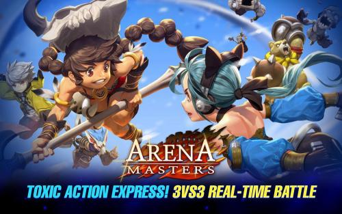 Arena Masters Game Android Free Download