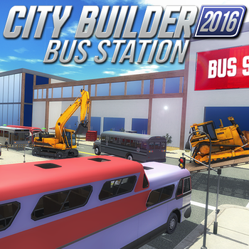 City Builder 2016 Bus Station Game Android Free Download