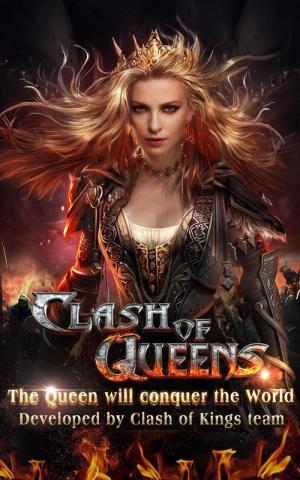 Clash of Queens Dragons Rise Game Android Free Download