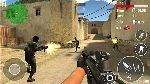 Counter Terrorist Shoot Game Android Free Download