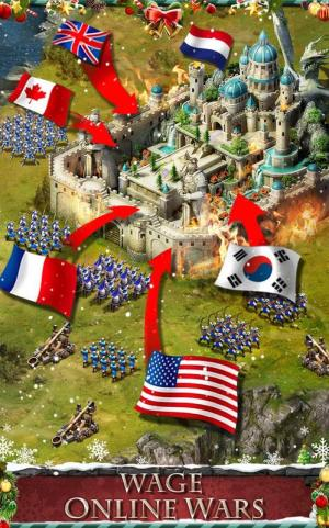 Empire War Age of Hero Game Android Free Download