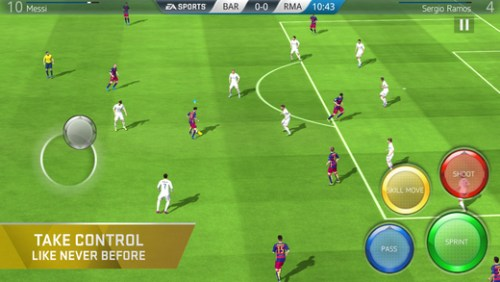 FIFA 15 Ultimate Team Game Ios Free Download