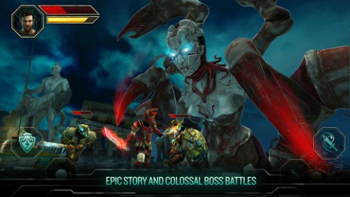 Godfire Rise of Prometheus Game Ios Free Download