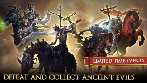 Heroes of Camelot Game Ios Free Download
