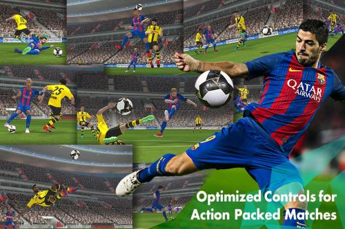 PES 2017 PRO EVOLUTION SOCCER Unreleased Game Android Free Download