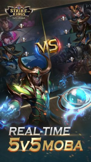 Realm Of Valor Beta Game Android Free Download